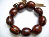 Sheep's Eye (Cebucao Nut) Stretchy Bracelet