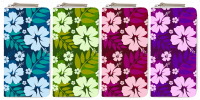 Assorted Hibiscus Printed Wallet