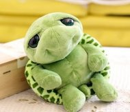 Big Eyes Turtle Stuffed Animal Tortoise Toy