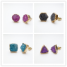 Assorted Druzy Stone Earring