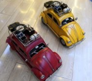 Vintage Beetle Classic Collectable Model Car