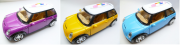Assorted Color Model Car with Surf Board